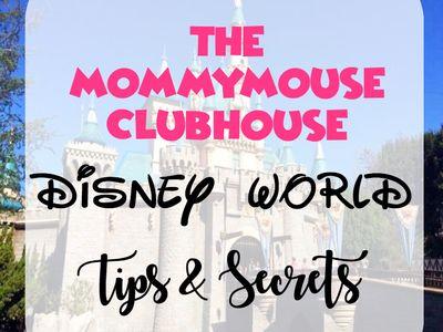 Clubhouse Walt Disney World Tips