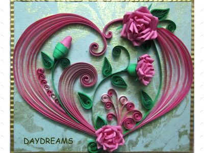 Quilling: Hearts
