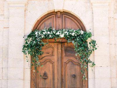 Cypress Themed Wedding