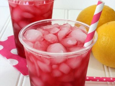 Nonalcoholic Drinks - Cold