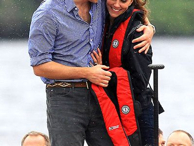 Princess Kate and Her Prince Charming William and Beloved Princess Diana