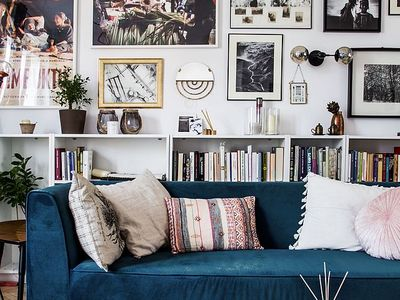 Interior Inspo - Living Room