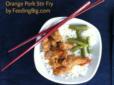 Feeding Big & Frugal Meals