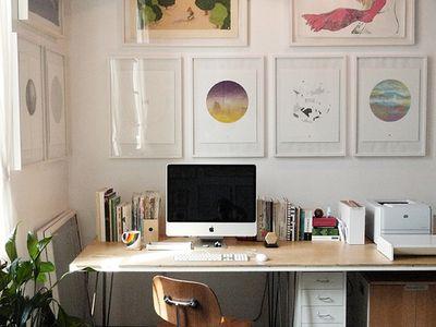 Bureau - Office - Workspace