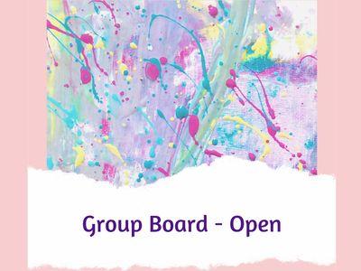 Group Board (Open)