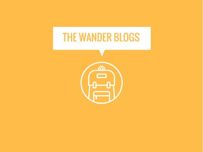 THE WANDER BLOGS