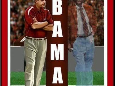It's a BAMA thing