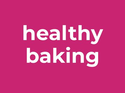 healthy baking | bread, muffins, + more!