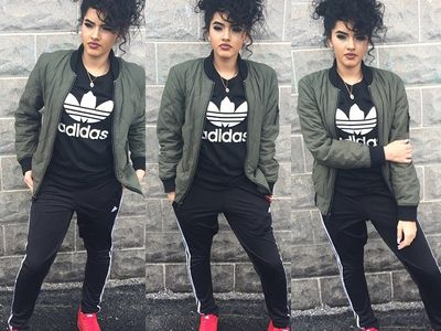 10 Delectable What Celebrities Wear Adidas 2019