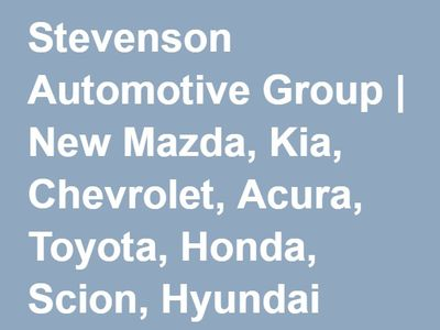 Hendrick Hyundai North >> Stevenson Mazda Jacksonville Nc - Ultimate Mazda