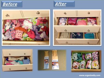 Organize DIY's INSPIRE ME Group Board