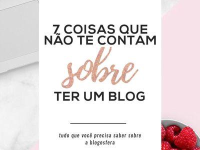 Blog + empreendedorismo