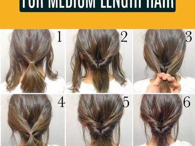 Easy Everyday Hairstyles