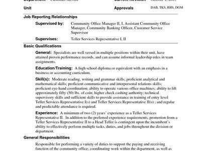 Navneet Kaur (knavneet779) on Pinterest - head teller resume sample