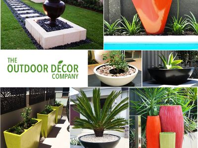 The Outdoor Decor Company On Pinterest