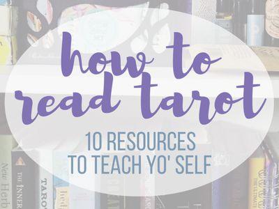 Tarot Resources