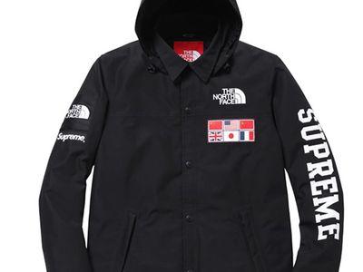 Supreme NikeNBA Teams Warm Up Jacket White