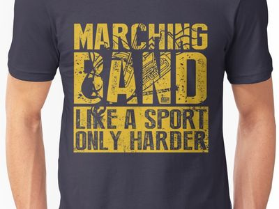 Marching Band shirts