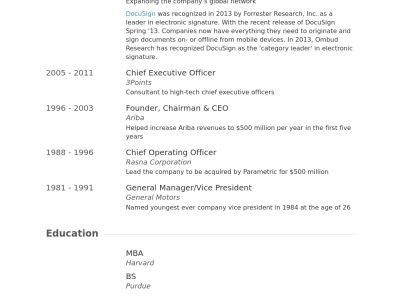 Arye Barboy (aryebarboy) on Pinterest - membership advisor sample resume
