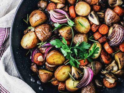 Food: Lunch, Dinner, Mittagessen