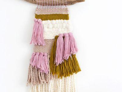 DIY Textile Art