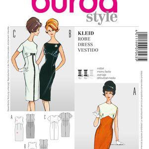 cocktail kleider 60 39 s on pinterest satin petticoats and. Black Bedroom Furniture Sets. Home Design Ideas
