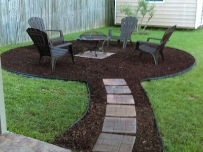 Firepit Areas