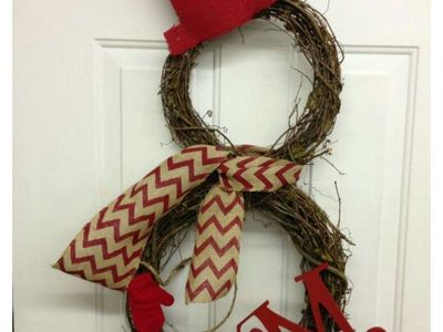 Christmas time crafts!