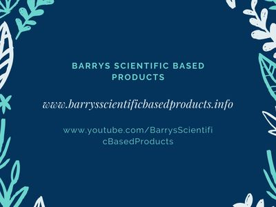Barrys Scientific Based Products Barryc5228 On Pinterest