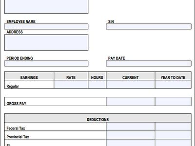 Free Payroll Stub Template Ken Tab Ddcs1948 On Pinterest