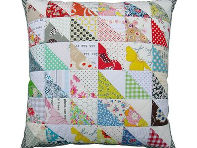Pillows/Mini Quilts