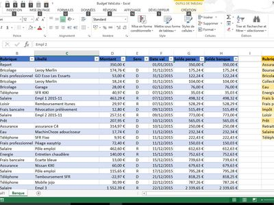 Jean Claude (jclagarde0839) on Pinterest - spreadsheet programs