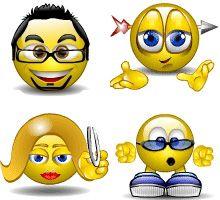 Msn smiley emoticone gratuit à télécharger émoticone ez.