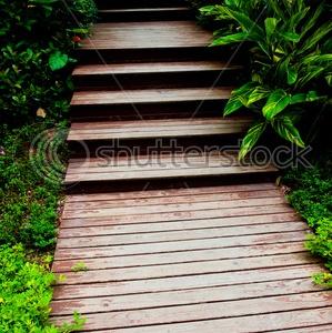 Garden Stair Ideas On Pinterest Garden Stairs Deck Lighting And Decks