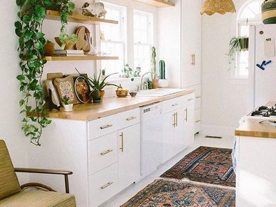 Interior Inspo - Kitchen