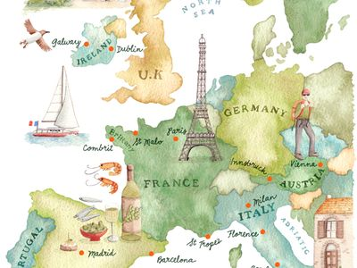 REISE | Europa