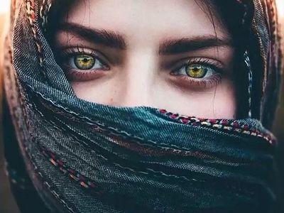 Amazigh & Arabian eyes
