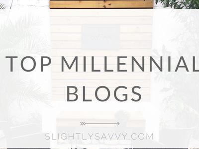 top millennial blogs