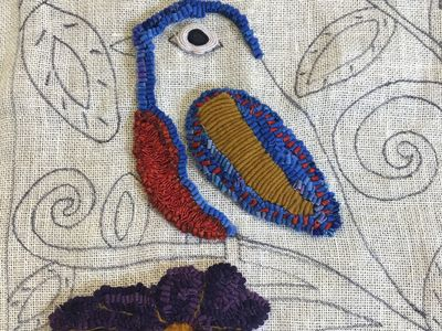 Rug Hooking & Punch needle
