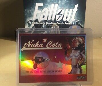 Dynamite Fallout Series 1 Astoundingly Awesome Holofoil Chase Card #053