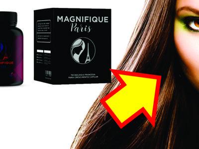 magnifique paris cabelo