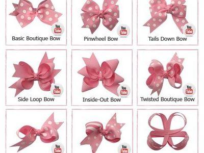 Girly Bows