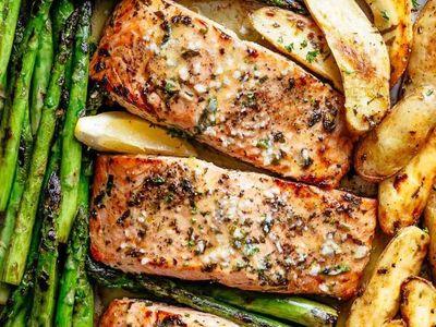 Fisch und Meeresfrüchte - Die besten Rezepte
