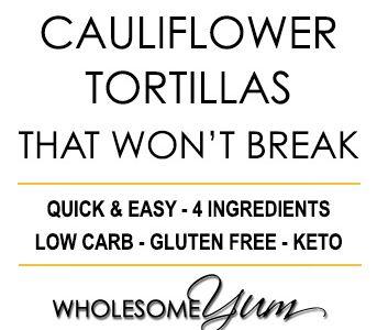 * Best Cauliflower Recipes *