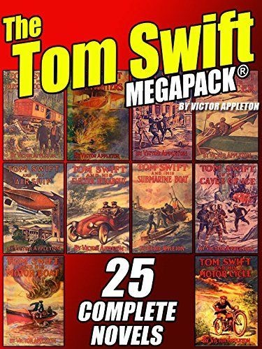 From Wikipedia Tom Swift Juvenile Science Fiction And Adventure