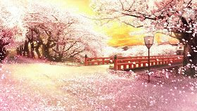 Anime Landscape Park Anime Background In 2020 Anime Background Background Nature Backgrounds