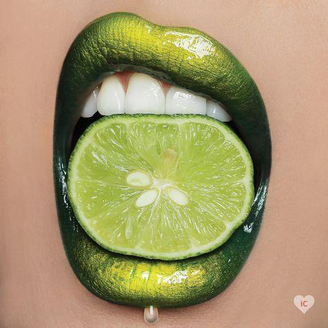 Lime Lips