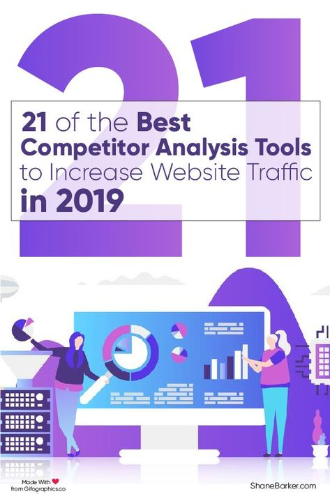 21 Best Competitor Analysis Tools to Increase Website Traffic in 2021