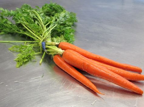 Are Baby Carrots Soaked in Chlorine? on http://foodbabe.com