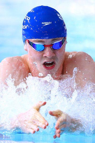 Ross Murdoch - Swimming.